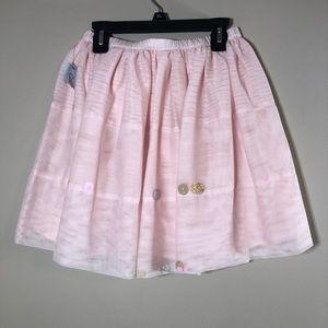 🎈Cat & Jack Pink Skirt